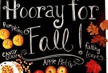 Oh Hello, Fall! / by Krystal Rodriguez