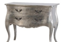 Silver Furniture and Accessories