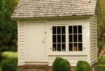 Garden room/Potting shed ideas