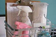 Cleaning / Cleaning tips to make life easier.