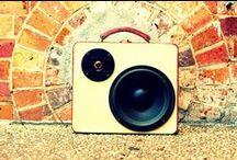 Music & Audio / by Natasha Andrews