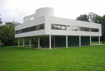 Corbu / Evoking Le Corbusier / by Fitzsu Society