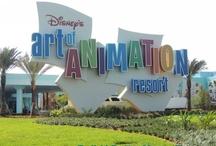 Disney's Art of Animation Resort / Photos and information about Disney's Art of Animation Resort at the Walt Disney World Resort in Florida.   #Disneyworld #wdw #artofanimation #AOA #FindingNemo  #Little Mermaid #Cars #LionKing