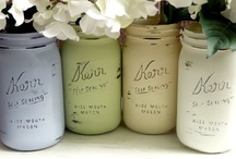 Mason Jars / by Lyn