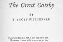 the age of gatsby / inspired by 1920's classic glamour and romance