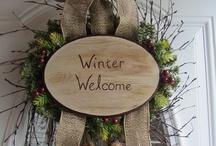 Winter Decorating