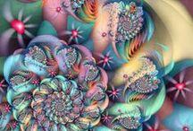 Fractals / by Rhonda Grandhagen