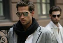 Men & their fashion / by Lora Truitt