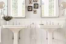Bathroom / by The Vintage Farmhouse