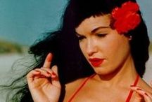 Miss Bettie Page / by Amy Dickinson