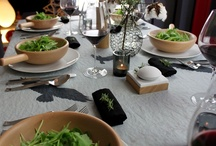 Holiday Table Accessories / Our favorite table accessories to make a spectacular table for holiday dinner parties / by Fitzsu Society