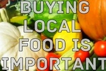 "Eat Fresh & Buy Local! / We should always be ""filling our tank"" with reliable and thoughtful information about the food we eat!"