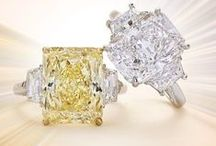 Yellow Diamond Jewelry at Ben Garelick Jewelers, Buffalo NY / Every woman should have a white diamonds. But what about yellow diamonds? I say, yes, yes, yes!!! At Ben Garelick Jewelers or fancy color diamonds include pink and yellow (canary) diamonds in addition to our large white diamond inventory.