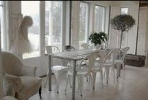 Blancophile - Dining Rooms