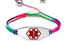 Teen's Medical ID Jewelry / by Elegant Medical Alert