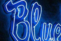 The Blues / by Rhonda Grandhagen