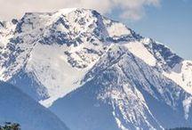 Majestic Mountains / by Rhonda Grandhagen