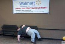 Walmart People / by Rhonda Grandhagen