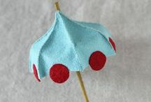 Felt Crafts / I love felt crafts!  Get lots of great ideas of things to make from felt.