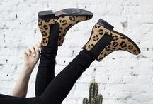 ♥ Chelsea Boots / Die Lieblingsschuhe der Beatles und Swingin' Sixties sind auch 2014 wieder up-to-date