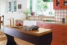 Design Client: Farra / Kitchen Redesign