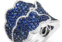 Sapphires at Ben Garelick Jewelers / Sapphires are September's birthstone. Let's celebrate!