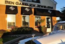 Trunk Shows at Ben Garelick / The 2014 Le Vian Trunk Show at Ben Garelick Jewelers Was Stunning. Be Certain You Join Us at Our Next Event!