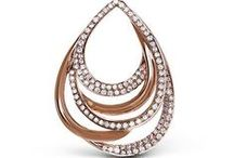 Rose Gold at Ben Garelick Jewelers / The Warm, Rich Hue of Rose Gold is Simply Stunning!