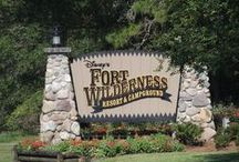 Disney's Fort Wilderness Campground / I love Disney's Fort Wilderness Campground at the Walt Disney World Resort in Florida.   Fort Wilderness is fun whether you're actually staying at the campground or you are just popping over for a few hours of fun.  So much to see and do!