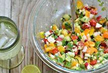 Salads & Summer Rolls