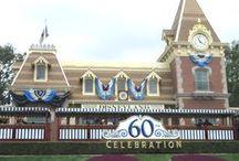 Disneyland's 60th Anniversary / Disneyland Diamond Celebration photos and information for the 60th Anniversary of the park.   #Disneyland60