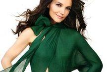 ♥ Green / Green, Peace, Harmony! Denn Grün ist die Farbe der Harmonie, sie wirkt wunderbar beruhigend und ist ganz nebenbei auch noch eine der absoluten Trendfarben im Sommer 2015. Lass Dich von unseren Green Pics inspirieren!