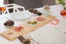 Home Decor: Fine Dining Tableware / Tips on how to dine, entertain, and hang with your friends in style with modern dinnerware, flatware, glassware and other table and home accessories. / by Fitzsu.com