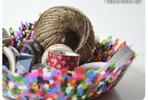CRAFTcraving / crafts, some for the in the home, no sews, dollar store type crafts, odds and ends... / by AM Chezen