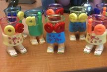 Ms. McLaughlin's Kinder Ideas / by Emily McLaughlin