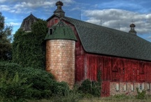Tressa / My friend and fan of barns....how we came together I do not know.