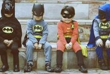 I LOVE super heroes !