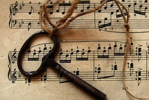 Musical . . .  / Music is the doctor . . .  / by Sandra Watson