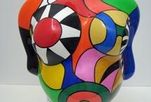 (pop)Art / The art I love: Andy Warhol, Nicky St. Phalle...