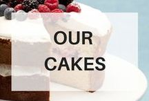 Our Cakes / What we do at Bea's of Bloomsbury