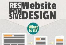 Webdesign / Fakten, Erkenntnisse und Inspirationen zum Webdesign / by creative360 //
