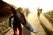 Instagram / Instagram pictures of our surfers and our Quiksilver contests.