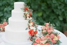 Aisle, Cake & Other wedding florals / by Alicia Graser