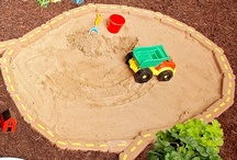 Sand Play / Ideas for the EYFS / Early Years / ECE / Preschool / Kindergarten classroom.