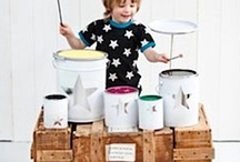 Music / Ideas for the EYFS / Early Years / ECE / Preschool / Kindergarten classroom.