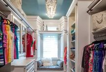 Dream Closets / My dream closet in my dream house - great closest with great organization