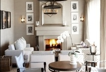 Living Rooms / The best living room designs. Comfortable living rooms, dens and great rooms