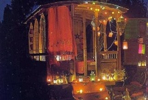 Gypsy Style / Inspiration for gypsy style home decor and kids rooms