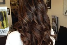 hair / by Morgan Disotell