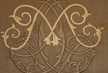 Beautiful ~ Monogram  / by Tammy Hilburn